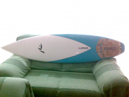 Tabla de surf RUSTY Surftech 6'3''