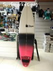 Tabla de surf shaper hecha por chonix