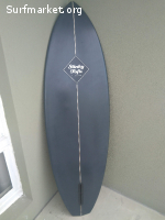 Tabla de surf single fin 5,8 x 28L