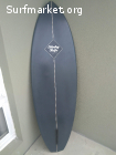 Tabla de surf single fin 5,8 x 28L
