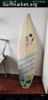 Tabla de surf SpecialRoyd 5.10'