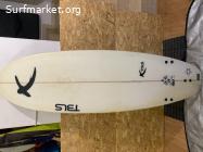 Tabla de surf TBLS Hulk  6'0 x  38'21L