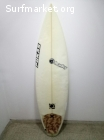 """Tabla de surf Pukas Bradley  5'11"""""""