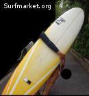 Tabla de surf Ben Wei Funboard 7'4''