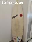 Tabla de surf Kream 5'8 x 30.6L