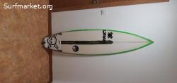 Tabla de surf Crab 6'0''