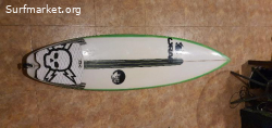 Tabla de surf Crab 6'0''