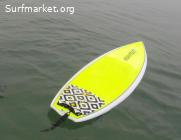 Tabla Quiver surfboards Epoxy 5'8 x 26 L