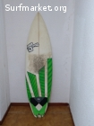 Tabla de surf 5'10'' Eukaliptus