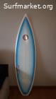 Tabla de Surf Island Style Epoxy 5'8