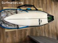 Tabla Surf JS 6'0'' x 25.4L
