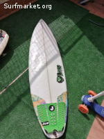Tabla Surf Legend 5'8''