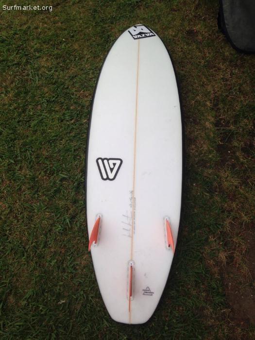 Ads surfboards tabla para olas peque as - Tablas de planchar pequenas ...