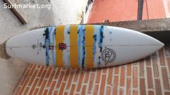 Tabla PKS La bomba 6'0 x 34L