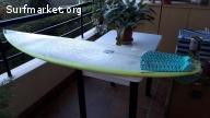 Tabla Surf Shortboard CX 5'11''