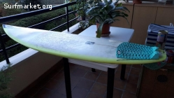 Tabla Surf Shortboard CX 5'11''