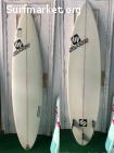 "Tabla Surf Slash RW 6'8"""