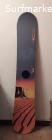 Tabla Snowboard Rossingnol 155 cm