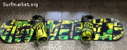 Tabla snow skate banana lib tech