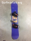 Tabla snowboard Global 155cm
