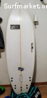 Tabla Soul Little buddy 5'10 x 38L