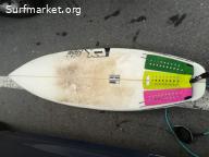Tabla surf CX 5'9'' x 27.2L