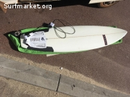 Tabla surf 6'4 australiana