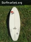 Tabla surf Al Merrick 6'0''