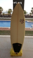 Tabla de surf Clayton LCD 5'8 x 29.8L