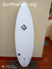 Tabla surf Clayton 6'0 x 28.5L