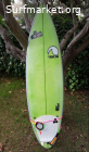 Tabla surf Crown 5'8''