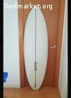 "Tabla surf DXTR 5'11"" single fin + quilla"
