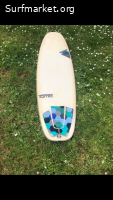 Tabla surf Tomo Evo 5'7'' x 33.9L