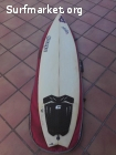 Tabla surf Fish Slash 6'1''
