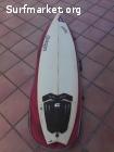 Tabla surf Fish Slash 6'1''
