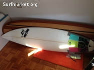 Tabla surf JS Jordy Smith 6'1