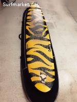 Tabla surf longboard eukaliptus