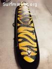 Tabla surf Longboard Eukaliptus 9'2
