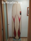 Tabla surf mini malibu 7,4x22x7/8