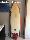 Tabla surf Pukas 6'0 agote shapes