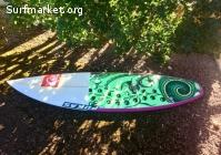 Tabla surf Pukas 5'9 Axel Lorentz