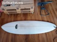 TABLA SURF SINGLE FIN