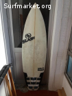 Tabla Surf Slash Rippler 6'10 x 30.4L