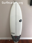Tabla surf TORQ PG-R 6'0''