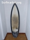 Vendo Tabla de surf 6'1''