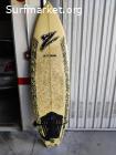Tabla Surf ZIPS Edu Echeverria 5'1''