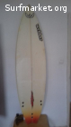 Tabla Webber afterburner 6'4''