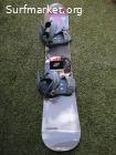 Rossignol Prowler 160cm + Botas