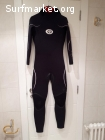 TRAJE SURF CHICA RIP CURL 5/4
