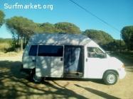 VW Transporter T4 Vivienda Larga